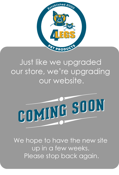 New site coming soon